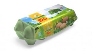Hörmann Eier aus Bio-Haltung, Gew.kl. M-L, Gütekl. A – 10er