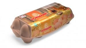 Hörmann Eier aus Bodenhaltung, Gew.kl. XL, Gütekl. A – 10er